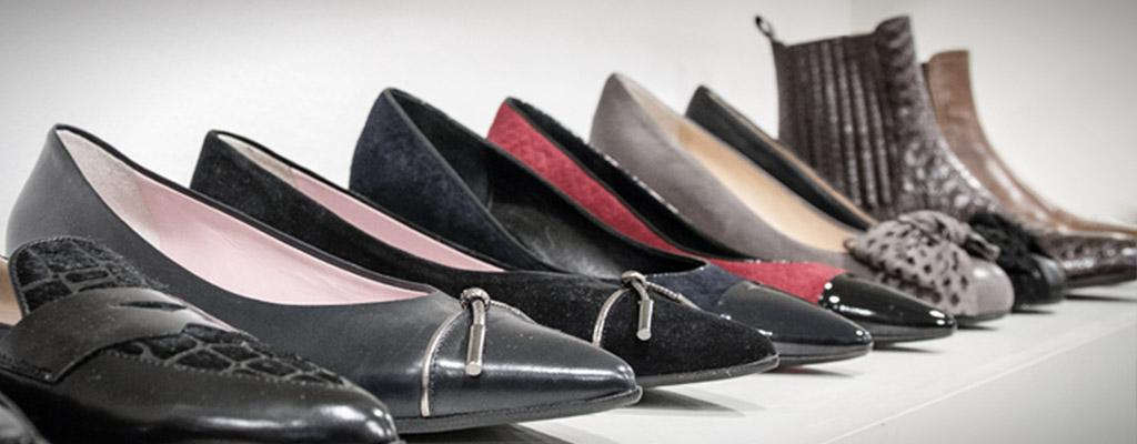 Italienische Schuhmode für Frauen bei Gianfranco Colli in Freiburg